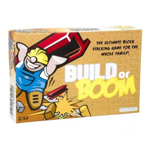 build or boom