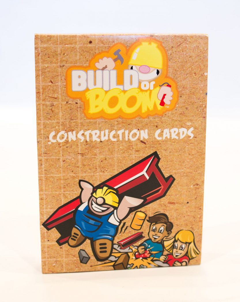 Build or Boom construction cards